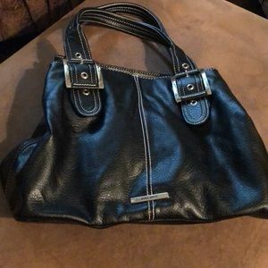 Nine West purse black